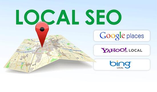 hướng dẫn seo local map