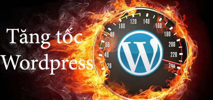 tăng tốc website wordpress